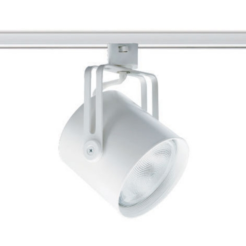 Juno Lighting Group Modern Track Light Head in White Finish T425 WHB WH