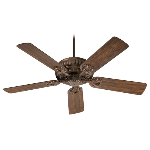 Quorum Lighting Quorum Lighting Empress Corsican Gold Ceiling Fan Without Light 35525-88