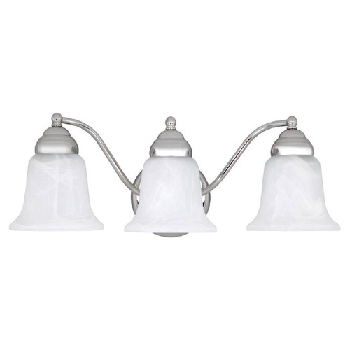Capital Lighting Capital Lighting Chrome Bathroom Light 1363CH-117