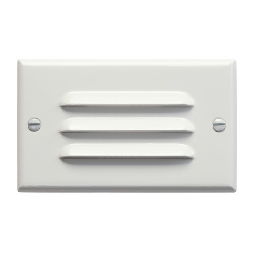 Kichler Lighting Kichler LED Recessed Step Light in White Finish 12600WH