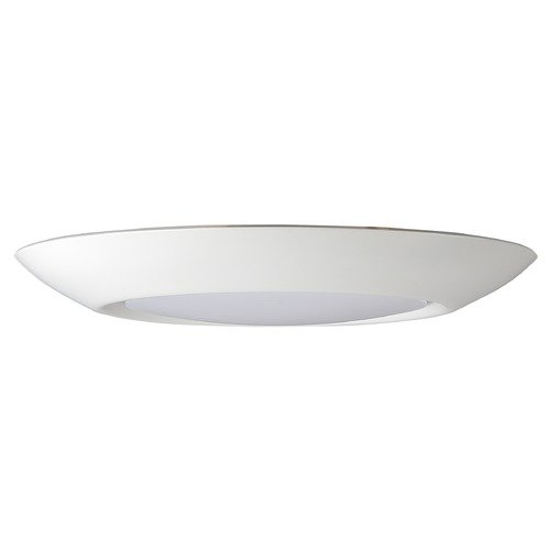Maxim Lighting Maxim Lighting Diverse White LED Flushmount Light 57647WTWT
