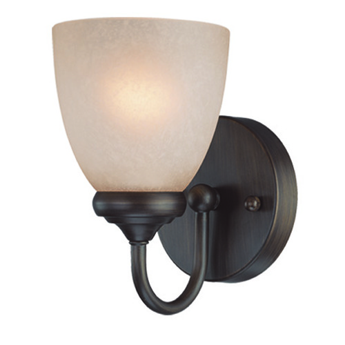 Craftmade Lighting Craftmade Spencer Bronze Sconce 26101-BZ