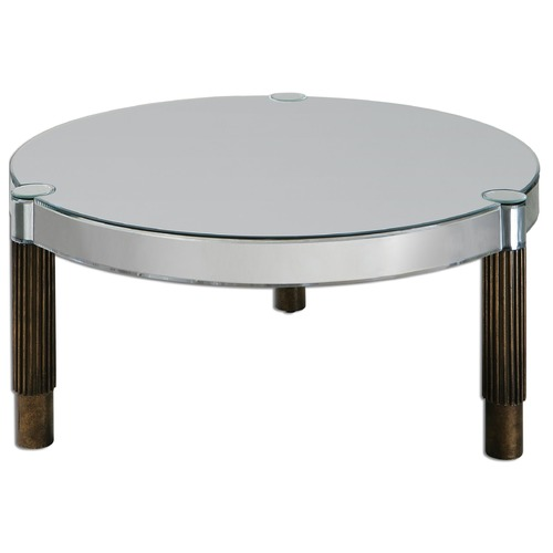 Uttermost Lighting Uttermost Eleni Mirrored Coffee Table 24395