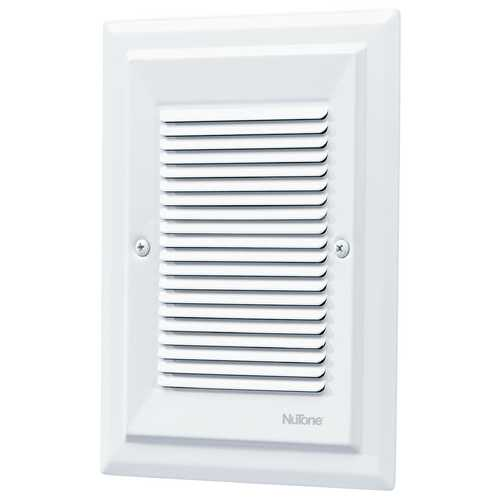 NuTone Recessed Westminster Door Chime UN LA174-WH