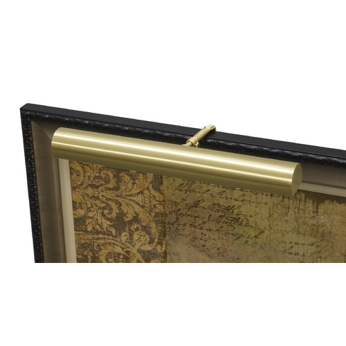 House of Troy Lighting House of Troy Classic Contemporary Satin Brass Picture Light C16-51-CA