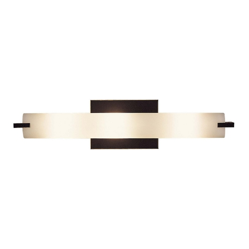 George Kovacs Lighting Tube Dark Restoration Bronze Bathroom Light - Vertical or Horizontal Mounting P5044-37B