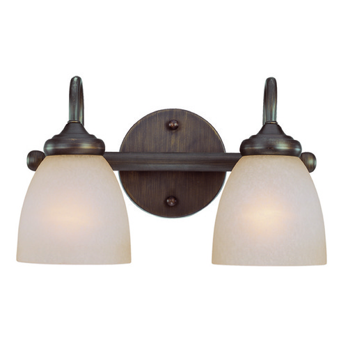 Craftmade Lighting Craftmade Spencer Bronze Bathroom Light 26102-BZ