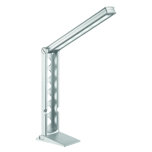 Lite Source Lighting Lite Source Lighting Galtem Silver LED Desk Lamp LS-22400SILV