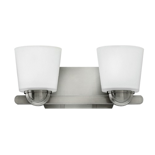 Hinkley Lighting Hinkley Lighting Kylie Brushed Nickel Bathroom Light 55212BN