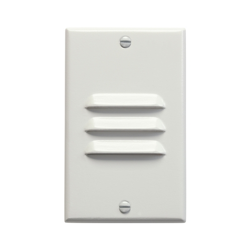Kichler Lighting Kichler LED Recessed Step Light in White Finish 12606WH