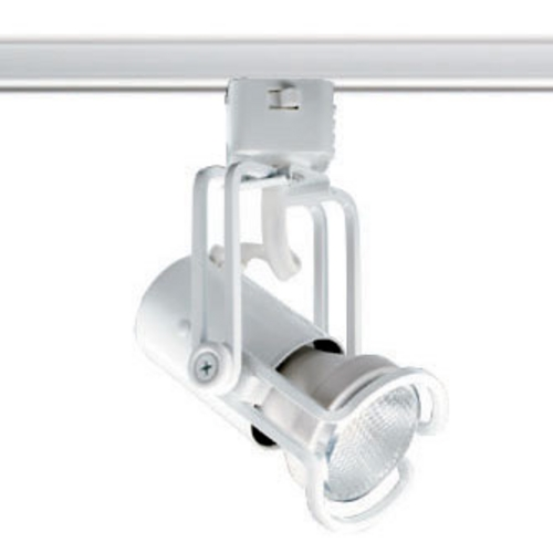 Juno Lighting Group Modern Track Light Head in White Finish T431 WH