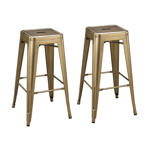 Sterling Lighting Sterling Acento Stool 3129-1140/S2