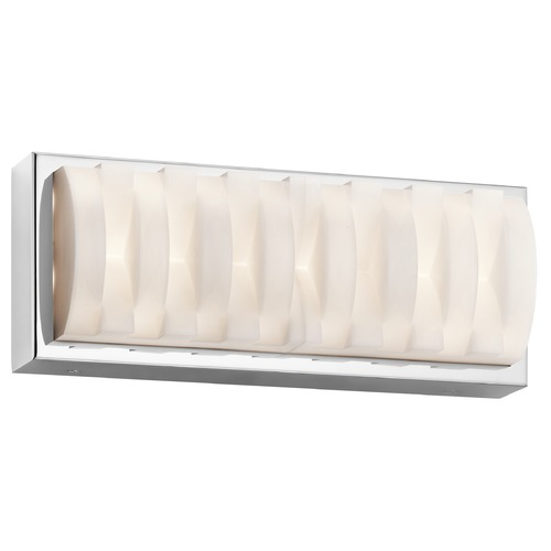 Elan Lighting Elan Lighting Minse Chrome LED Sconce 83642