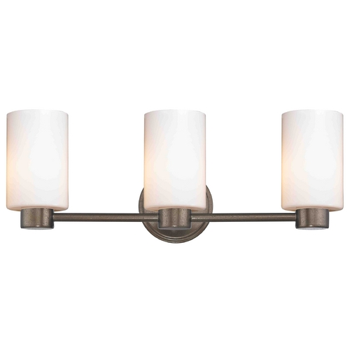 Design Classics Lighting Design Classics Lighting Aon Fuse Heirloom Bronze Bathroom Light 1803-62 GL1028C