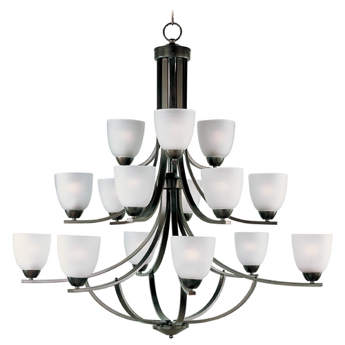 Maxim Lighting Maxim Lighting Axis Oil Rubbed Bronze Chandelier 11228FTOI