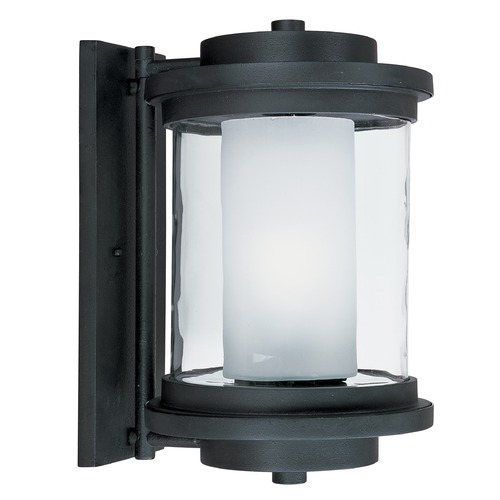 Maxim Lighting Maxim Lighting Lighthouse Ee Anthracite Outdoor Wall Light 85866CLFTAR