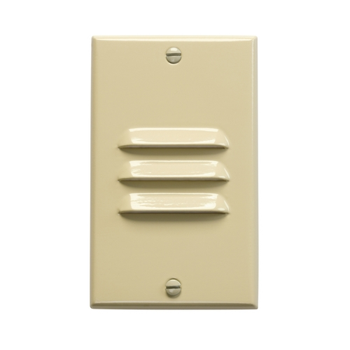 Kichler Lighting Kichler LED Recessed Step Light in Ivory Finish 12606IV
