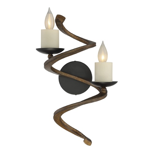 Savoy House Savoy House Lighting Napoli Durango Sconce 9-4042-2-41