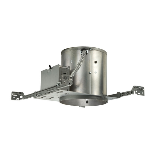 Juno Lighting Group IC Rated 6-Inch Recessed Can with GU24 Socket - 15-Watts IC22-GU24-ESL15