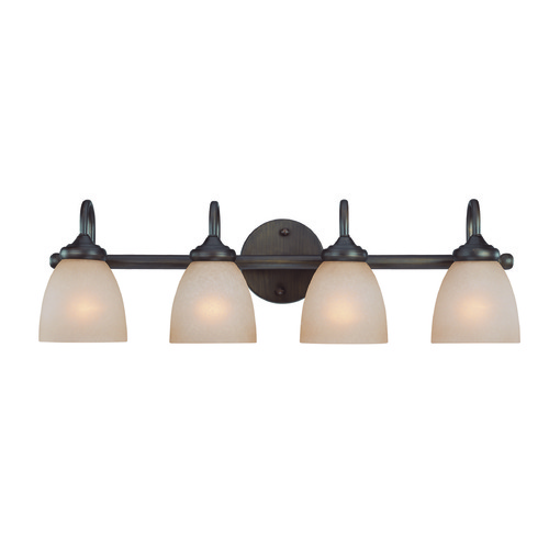 Jeremiah Lighting Jeremiah Spencer Bronze Bathroom Light 26104-BZ