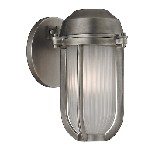 Hudson Valley Lighting Hudson Valley Lighting Pompey Antique Nickel Sconce 980-AN