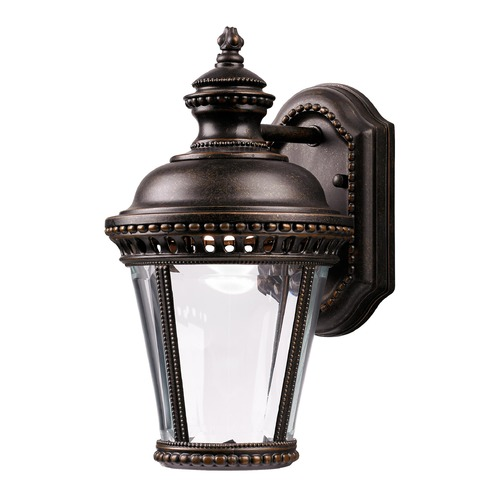 Feiss Lighting Feiss Lighting Castle Grecian Bronze LED Outdoor Wall Light OL1900GBZ-LED