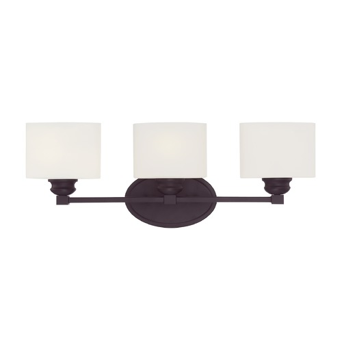 Savoy House Savoy House Lighting Kane English Bronze Bathroom Light 8-890-3-13