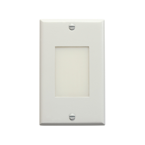 Kichler Lighting Kichler LED Recessed Step Light in White Finish 12604WH