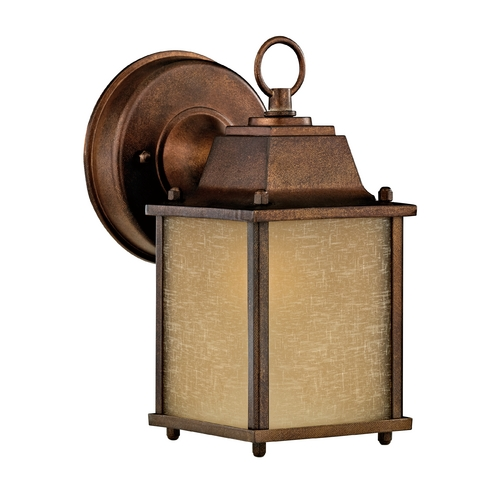 Design Classics Lighting 8-3/4-Inch Outdoor Wall Light 6045 AT