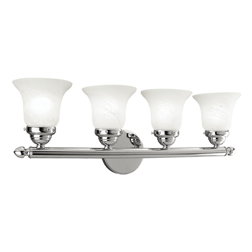 Livex Lighting Livex Lighting Neptune Chrome Bathroom Light 1064-05