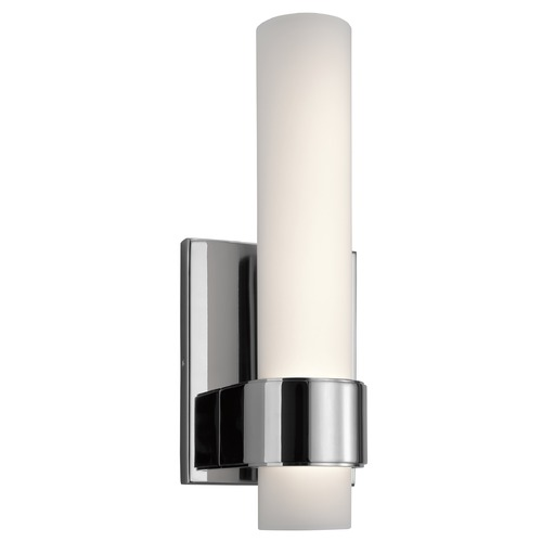 Elan Lighting Elan Lighting Izza Chrome LED Sconce 83745