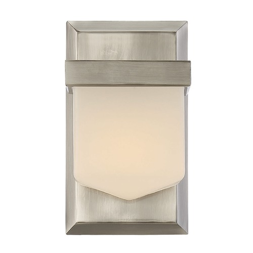 Savoy House Savoy House Lighting Dylan Polished Pewter Sconce 9-4068-1-57