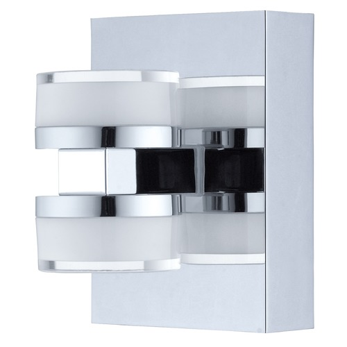 Eglo Lighting Eglo Romendo Chrome LED Sconce 94651A