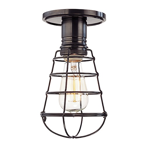 Hudson Valley Lighting Semi-Flushmount Light in Old Bronze Finish 8100-OB-WG