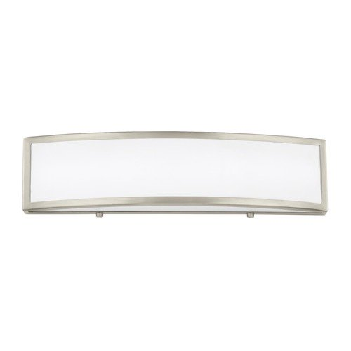 Sea Gull Lighting Sea Gull Lighting Colusa Brushed Nickel LED Vertical Bathroom Light 4435591S-962
