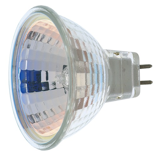 Satco Lighting Halogen MR-16 Light Bulb 2 Pin Base 2900K Dimmable S1961