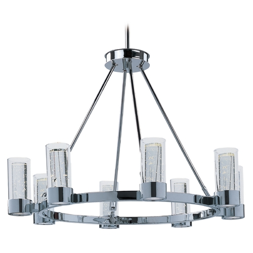 Maxim Lighting Maxim Lighting Sync Chrome LED Chandelier 20909CLPC