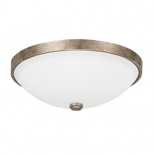 Capital Lighting Capital Lighting Ansley Sable Flushmount Light 2323SA-SW