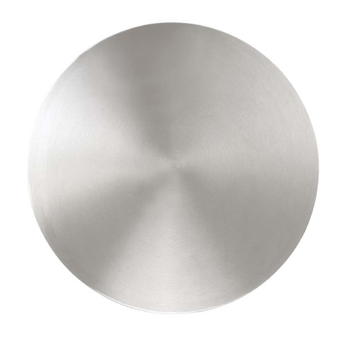 Modern Forms by WAC Lighting Circle LED Wall Light WS-W60610-AL
