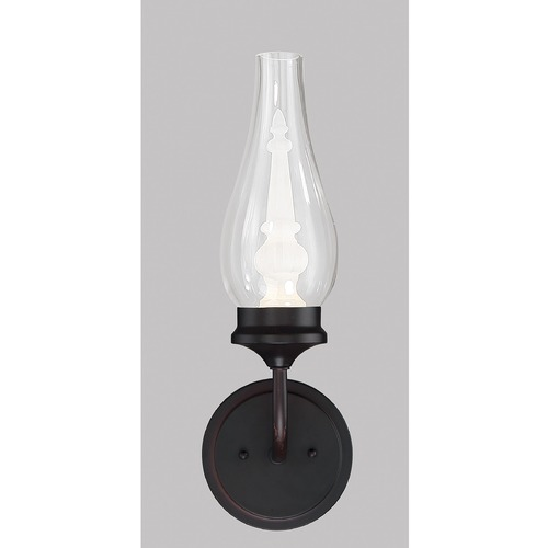 Savoy House Savoy House Lighting Wickford English Bronze LED Sconce 9-4095-1-13