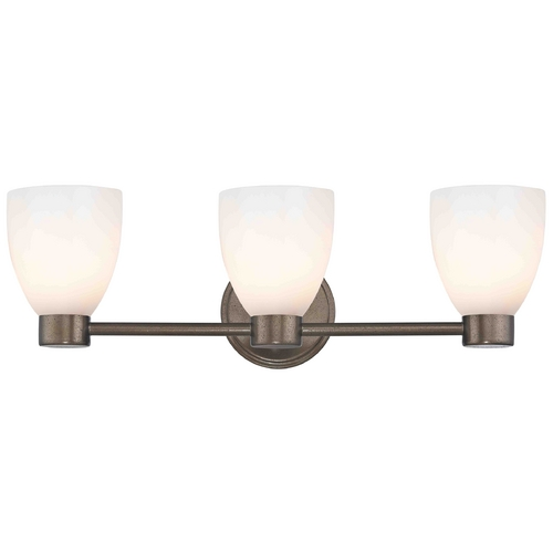Design Classics Lighting Design Classics Lighting Aon Fuse Heirloom Bronze Bathroom Light 1803-62 GL1028MB