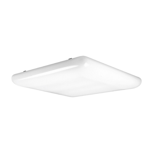 Progress Lighting Fluorescent Wrap Around Ceiling Light P7285-60EB