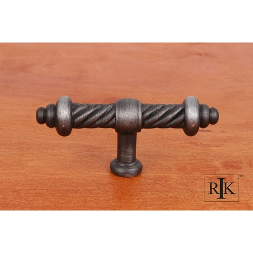RK International Large Twisted Knob CK701DN