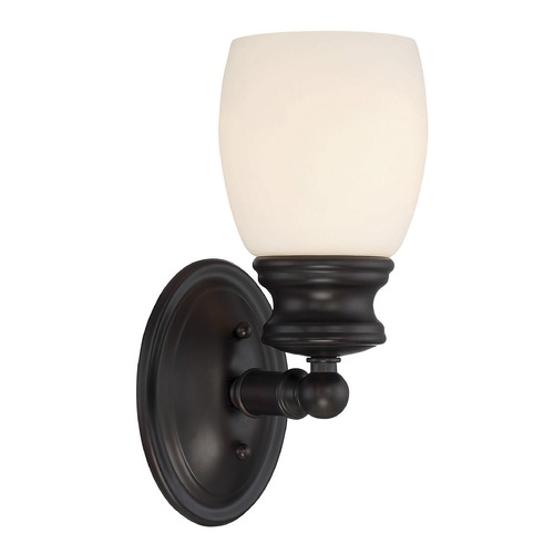 Savoy House Savoy House Lighting Elise English Bronze Sconce 8-9127-1-13