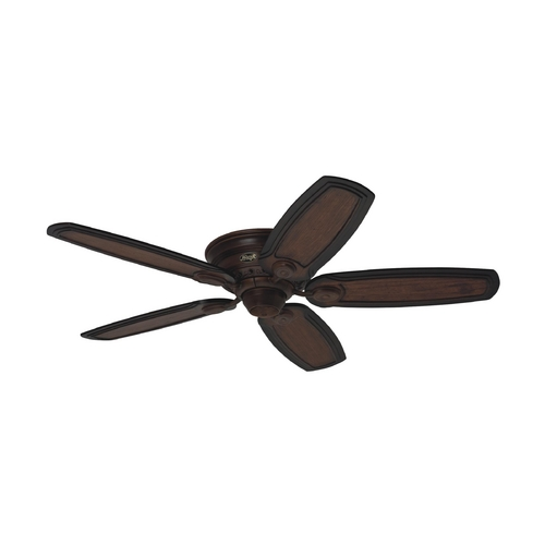 Hunter Fan Company Hunter Fan Company Bingham Cocoa Ceiling Fan Without Light 54070