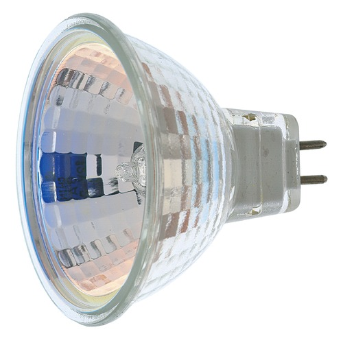 Satco Lighting Halogen MR-16 Light Bulb 2 Pin Base 2900K Dimmable S1963