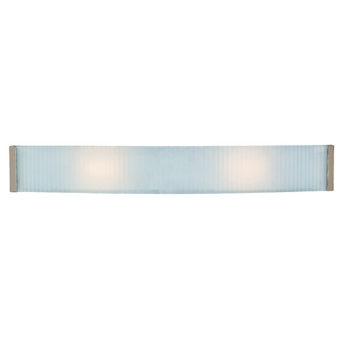 Access Lighting Access Lighting Helium Brushed Steel Bathroom Light C62043BSCKFEH12245