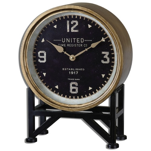 Uttermost Lighting Uttermost Shyam Table Clocks 06094