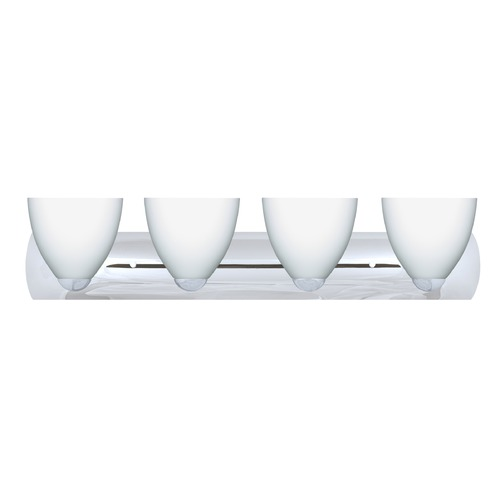 Besa Lighting Besa Lighting Sasha Chrome Bathroom Light 4WZ-757207-CR