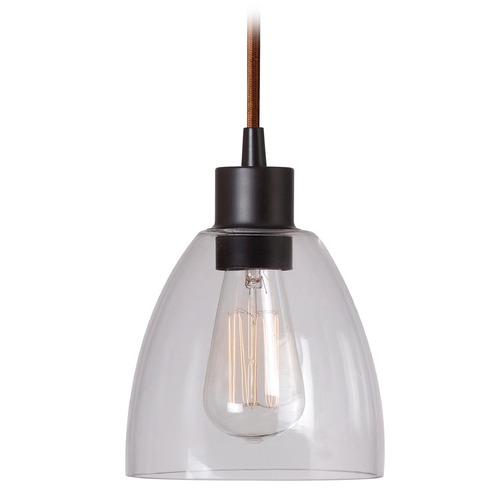 Kenroy Home Lighting Kenroy Home Lighting Edis Oil Rubbed Bronze Mini-Pendant Light 92100ORB